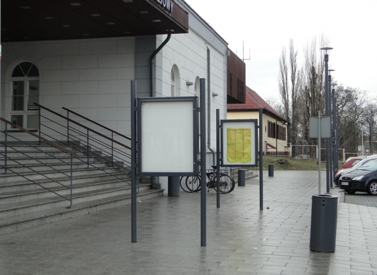 realizacja BATR dworzec PKP Kutno
