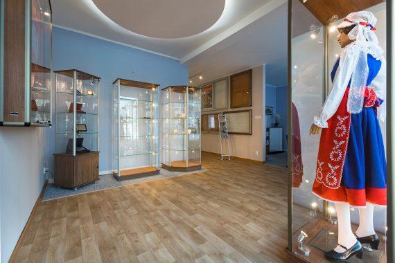 gablota szklana - gabloty wystawowe, ekspozycyjne, wystawiennicze, muzealne